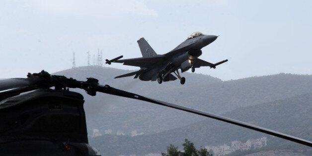 Νέα αναχαίτιση τουρκικών αεροσκαφών στο FIR