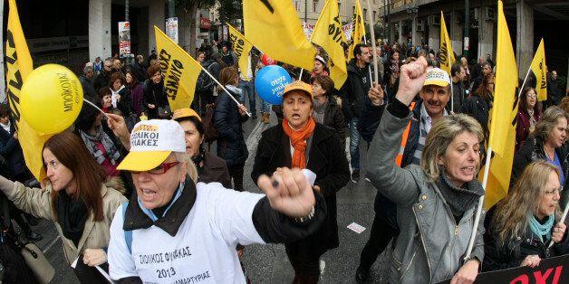 Παναττική στάση εργασίας και συλλαλητήριο ΑΔΕΔΥ