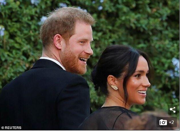 Meghan Markle e il Principe Harry al