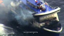 Καρέ- καρέ η επιχείρηση διάσωσης των επιβατών του Norman Atlantic από ελληνικό Super