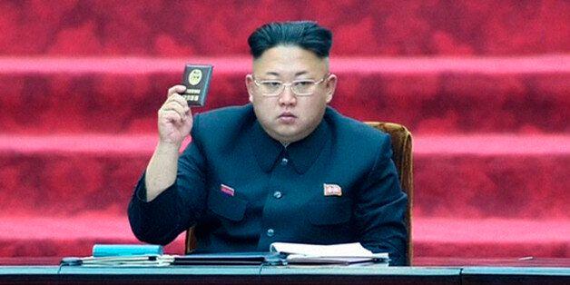 (AP Photo/KRT via AP Video, File) TV OUT, NORTH KOREA