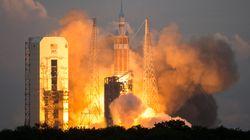NASA: Το Orion πραγματοποίησε την πρώτη του δοκιμαστική