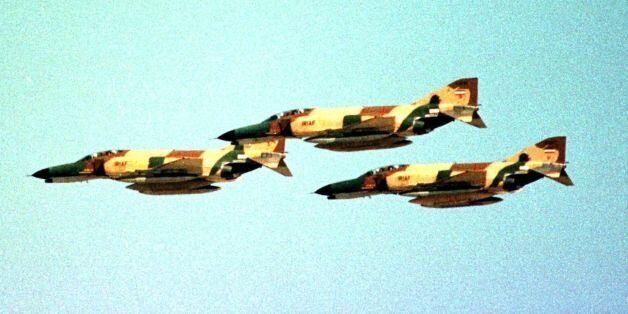 Αεροσκάφη F-4 Phantom II της ιρανικής πολεμικής αεροπορίας (Φωτογραφία