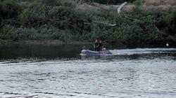 Ολοκληρώθηκε η επιχείρηση της ΕΜΑΚ για τη διάσωση μεταναστών στα Λάβαρα