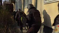 Έφοδος σε σπίτι διακινητών ρωσικού ουρανίου