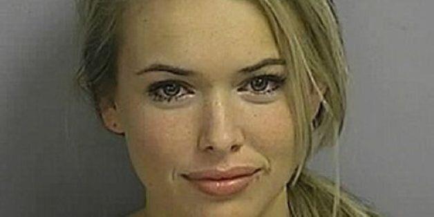 Οι πιο σέξι εγκληματίες που έχουν συλληφθεί