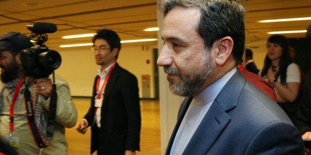 O υφυπουργός Εξωτερικών του Ιράν, Αμπάς