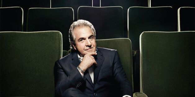 Ο Jim Γιαννόπουλος στο εξώφυλλο του περιοδικού Variety, Αύγουστος
