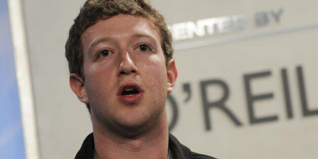 Mark Zuckerberg, CEO of a certain social networking site. (CC) JD Lasica, socialmedia.biz. Noncommercial...