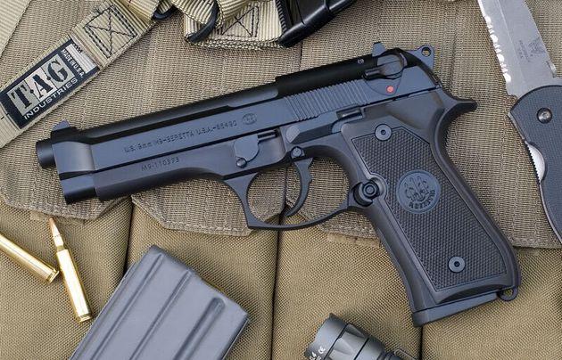 Τέλος η Beretta. Πανικός στις κατασκευάστριες εταιρίες