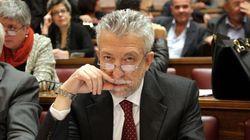 Την παραίτηση Κουκουλόπουλο ζητεί ο ΣΥΡΙΖΑ για το υποτιθέμενο δείπνο των