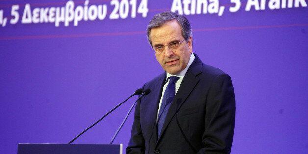 Σαμαράς στο ελληνοτουρκικό φόρουμ, για οικονομία, κυπριακό και