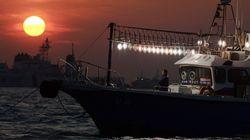 Ένας νεκρός και δεκάδες αγνοούμενοι από την βύθιση νοτιοκορεατικού αλιευτικού στη