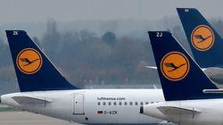 Ματαιώσεις πτήσεων της Lufthansa λόγω
