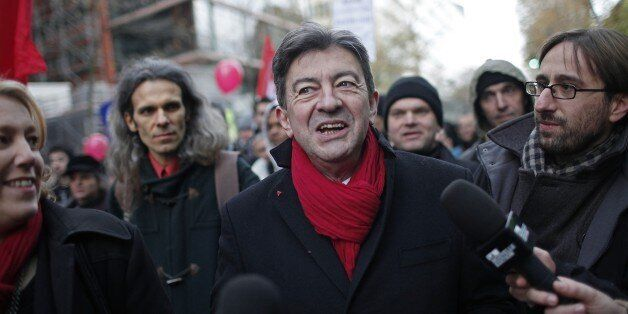 Leader of the French leftist