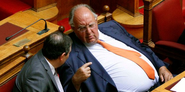 (AP Photo/Dimitri Messinis,