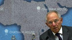 Σόιμπλε: Βελτιωμένη η θέση η Ελλάδα αλλά χρειάζεται υποστήριξη στις