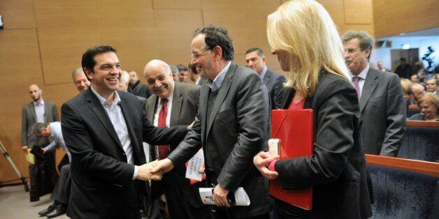 Δεν θα μετάσχει ο ΣΥΡΙΖΑ στην Επιτροπή Αναθεώρησης του