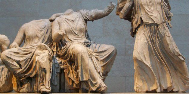 The Elgin Marbles are hugely