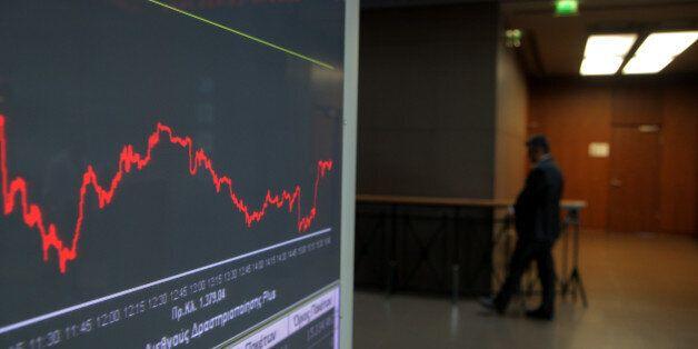 Νέα κατάρρευση 7% στο Χρηματιστήριο