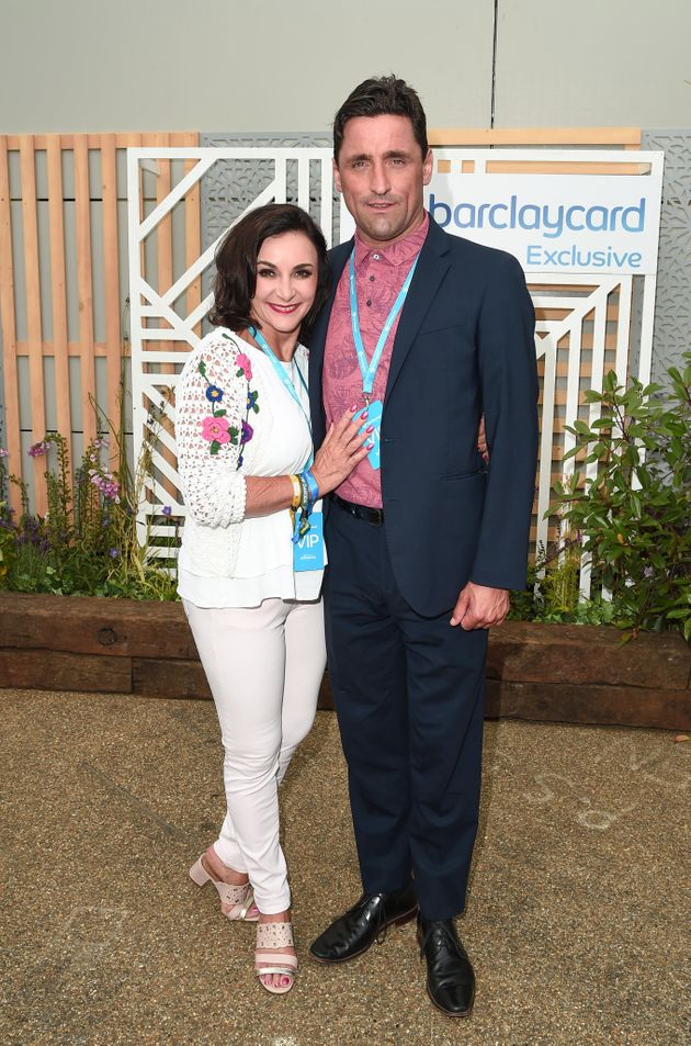 Shirley Ballas' Loved-Up Adoration Of Boyfriend Danny Taylor Is Relationship