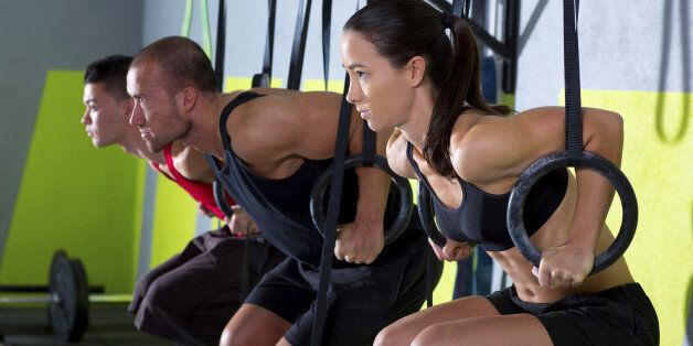 CrossFit: H νέα τάση γυμναστικής που ήρθε για να