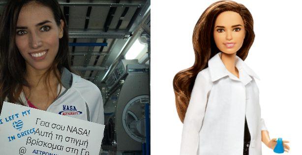 La Mattel crea una Barbie in suo onore. Ma il cv della scienziata è un
