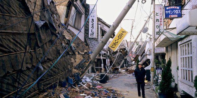 Ιαπωνία: 4 άνθρωποι παγιδευμένοι μετά την κατάρρευση κατοικιών εξαιτίας του σεισμού των 6,8