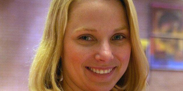 Η Μαρίζα Μάγιερ, διευθύνουσα σύμβουλος της