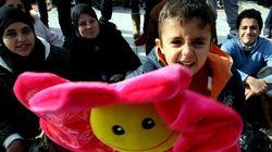 9 Σύροι πρόσφυγες απεργοί πείνας διακομίστηκαν στον