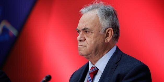 Ο Γιάννης Δραγασάκης στο Ινστιτούτο Levy: «Μόνος πολιτικός κίνδυνος η