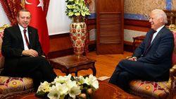 Δέσμευση Ερντογάν- Μπάιντεν για συνεργασία κατά του Ισλαμικού
