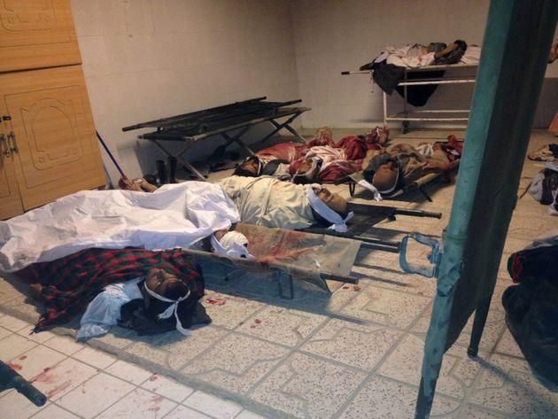 Δεκάδες νεκροί σε τουρνουά βόλεϊ στο Αφγανιστάν από επίθεση βομβιστή