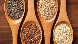 6 σπόροι που θα απογειώσουν την υγεία και το σώμα