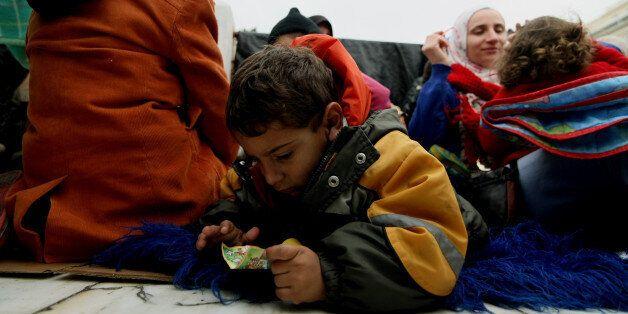 Οι Σύροι πρόσφυγες θα κοιμηθούν για 5ο βράδυ στο