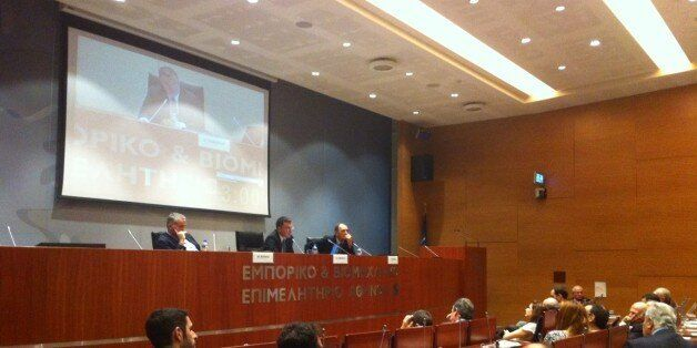 Debate Βορίδη - Σταθάκη για την οικονομία