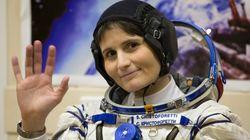 Στο Διάστημα η πρώτη Ιταλίδα