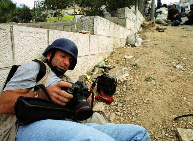 Συνέντευξη και φωτογραφικό υλικό του πολύπειρου φωτορεπόρτερ Γιάννη