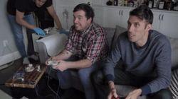 Blood Sport: Το video game controller που σου αφαιρεί το αίμα κάθε φορά που