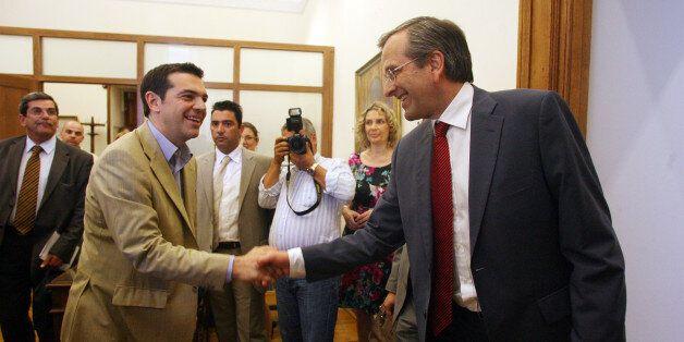 Ο Τσίπρας θέλει συνάντηση αλλά μόνο για εκλογές και Πρόεδρο της