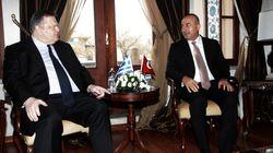 Βενιζέλος σε Τσαβούσογλου: «Οι συνομιλίες για το Κυπριακό διακόπηκαν γιατί βρίσκεται σε εξέλιξη μια προσβολή των κυριαρχικών
