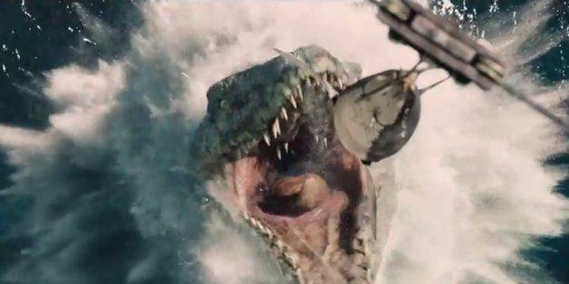 Κυκλοφόρησε το trailer του Jurassic
