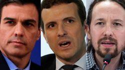 PSOE, Cs y Vox perderían escaños en favor de PP y Podemos el