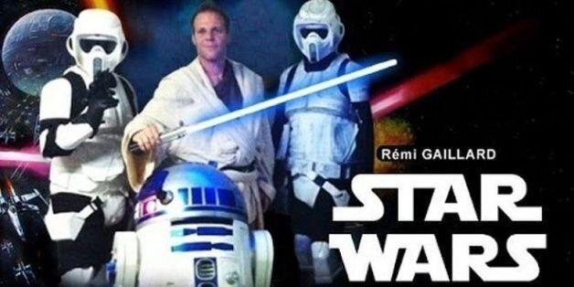 O Rémi ξαναχτυπά με επική Star Wars