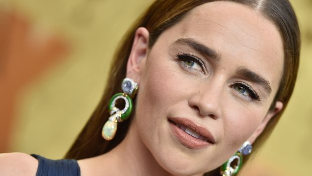 LOS ANGELES, CALIFORNIA - SEPTEMBER 22: Emilia Clarke attends the 71st Emmy Awards at Microsoft Theater on September 22, 2019 in Los Angeles, California. (Photo by Axelle/Bauer-Griffin/FilmMagic)