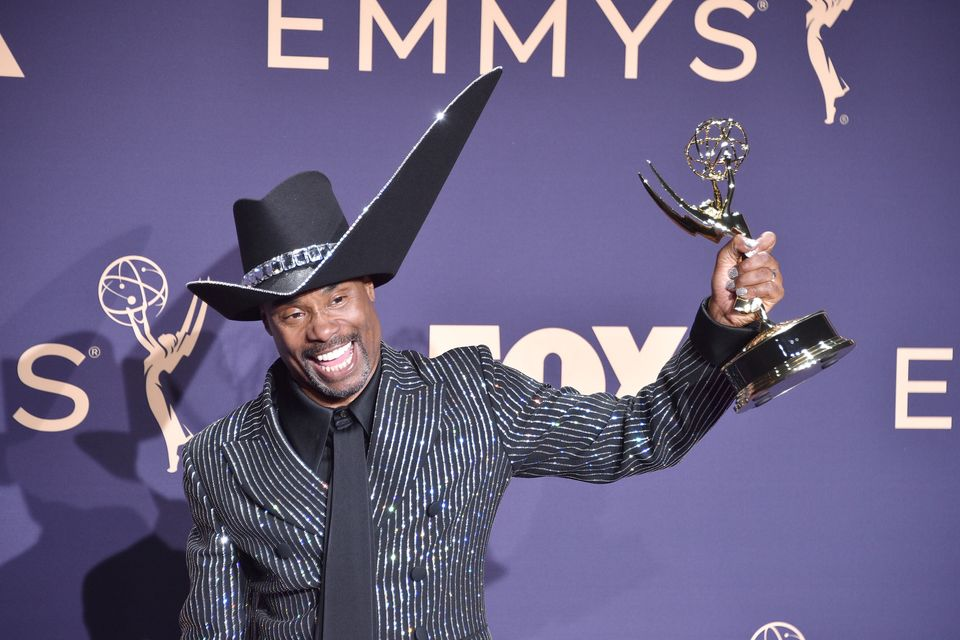 From *That* Oscars Arrival, To A Historic Emmys Win – Billy Porter Is Truly A Force To Be Reckoned