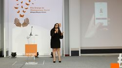 À la rencontre de Nadèje Tabib, lauréate du Prix Orange de l'Entrepreneur Social et fondatrice