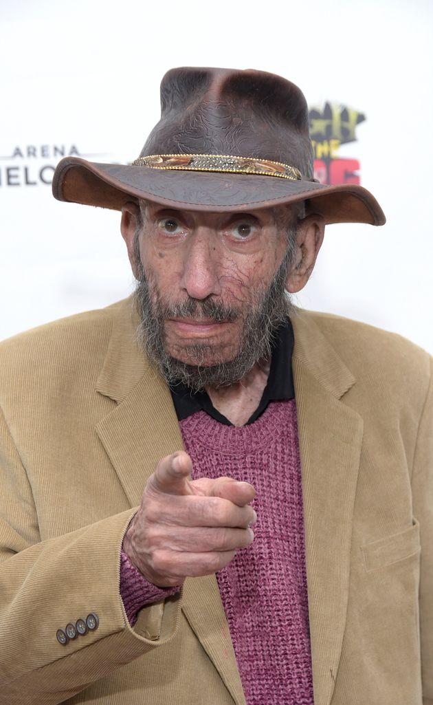 Sid Haig lors d'une projection à Hollywood en avril