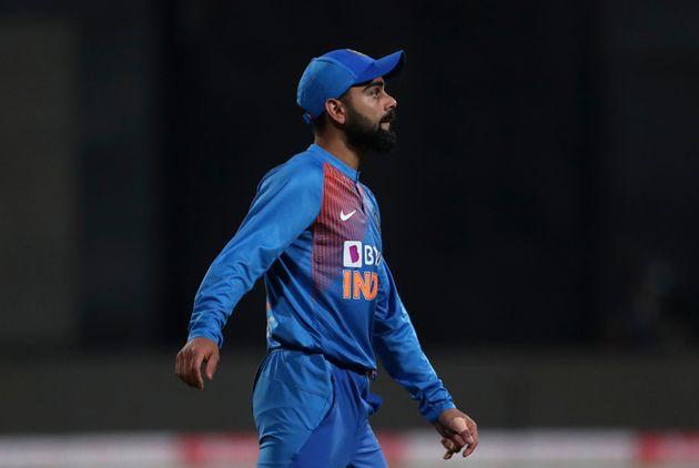 India's captain Virat Kohli during the third and last T20 cricket match between India and South