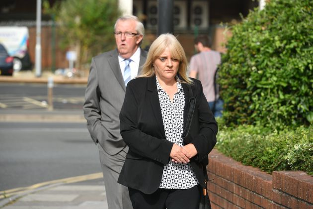 Sherry Bray, 48, and Christopher Ashford, 62, were jailed on